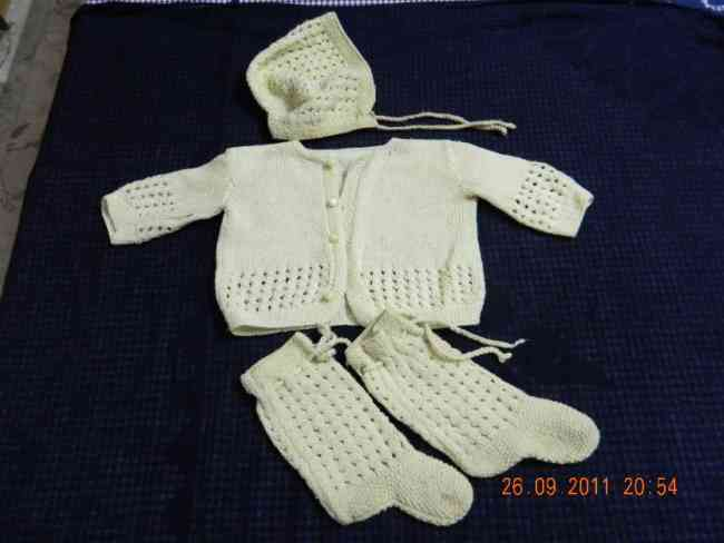 Hand made sweaters & fashion wears for infant to all ages