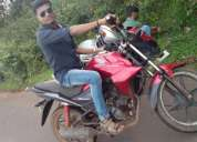 Hi l am pravin nikam my motorcycles very nice