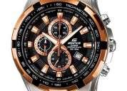 Casio edifice ef-539d-1a5 chronograph men's watch
