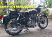 Royal enfield 1984 model for sale in trivandrum