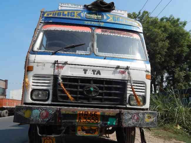 TATA ACE H.T 2008 orignal paint cream colour Tyer new 45786 km Raanig good condition