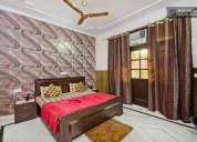 Super deluxe room starting at 1500 ( avail on 20% discount i.e,1200)