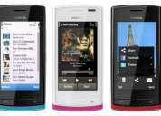Nokia 500 in 4400rs 12 months ka hai achha condition me