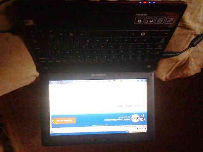 samsung mini laptop with intel atom prossesor