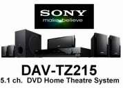 Sony home theatre tz215