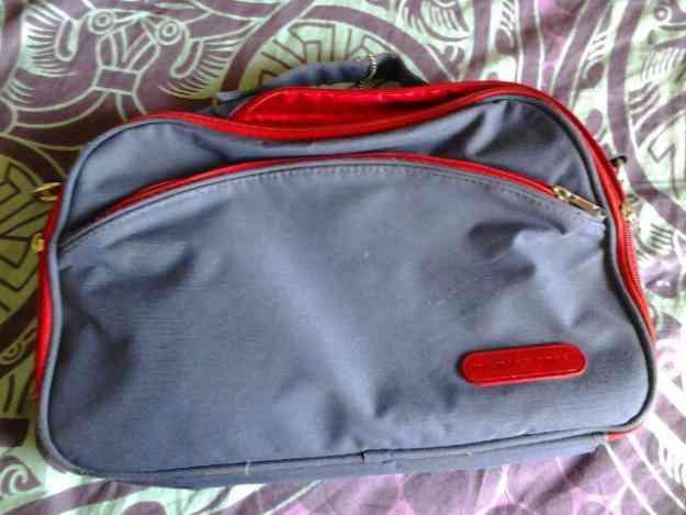 My Milestones baby diaper bag for immediate sale