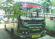 2011 tourist mini bus for sale- guruvayur - thrissur