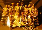 Rajasthani dance and music group