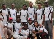 Corporate cricket tournament