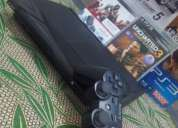Selling a new condition ps3 hacked with 5games loaded in 120gb hard disk at very less price