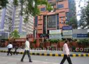 Ground floor 6000 sq.ft. office space available on rent at k.g. marg, connaught place