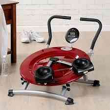 Abs pro circle fitness equipment