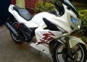 Karizma zmr white colour in good condition is rady for sale