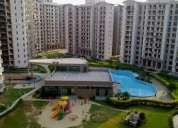 3bhk flat for rent complete wood work in krishna apra garden indrapuram