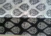 Handblock printed vintage and tribal salwar kameez