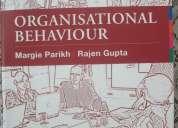 Organisational behaviour by margie parikh, rajen gupta