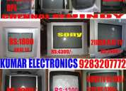 Tv for sale all brand available  tv14 1300 1500 1600 1700 20tv1800- 2000kumar electronics