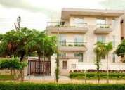 1bhk fully furnished apartment for rent on susant lok & golf course road