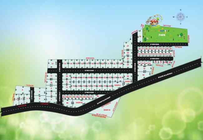 Urban Groundz is a DTCP approved gated residential layout located near Sunguvarchatram
