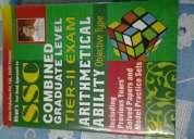 Competitive exam books