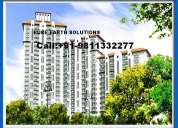 3 bhk,2230 sq ft in dlf new town heights gurgaon call:+91-9811332277