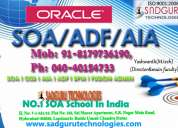 oracle soa/bpel training in hyderabad