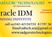 Best idm training centers in india