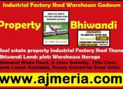 Industrial workshop factory shed bhiwandi near bhandup ambernath thane office shops