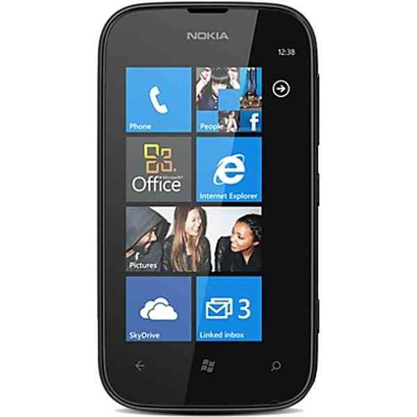 Nokia's new Microsoft's Windows phone Nokia lumia 510