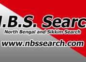 North bengal & sikkim search