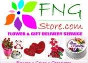 Send sugar free cake to noida - fngstore.com