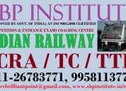 Best coaching for railway exam in nirman vihar