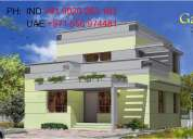 Chothys builders budget villas in trivandrum 9020263103