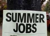 Tanishka group provide you summer jobs/online jobs