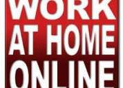 Part time online work. just copy & paste work. daily 1 hour job.