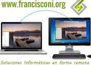 Reparación de pc online - francisconi.org - servicio técnico pc