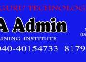 Soa admin training in hyderabad