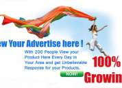Online advertising services surat-india by kstreet advertising