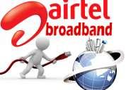 airtel broadband all area's available
