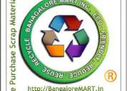 Scrap dealers and buyers in bangalore 9945555582