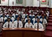 Graduate and post graduate program for pharmacy