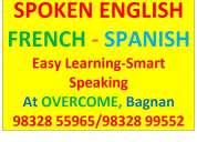 Spoken english-bagnan overcome-french spanish-98328 55965
