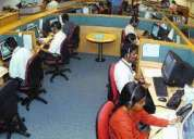 Voice & non voice bpo project available
