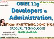 Obiee11g training in hyderabad@india