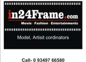 Wanted actress, actors for malayalam movies and albums