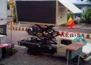 Indoor & outdoor led screen on rental & hire , events, conferences, promotional activity