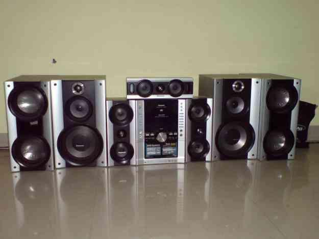 Panasonic 10000w Music System Gurgaon Dvd Sector 10