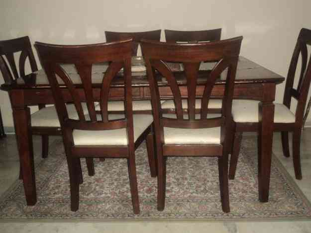 dining table 8 seater bangalore home furniture