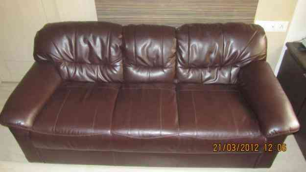Godrej Interio Sofa Set Of Two For 29000 Rupees Mumbai Home Furniture Garden Supplies