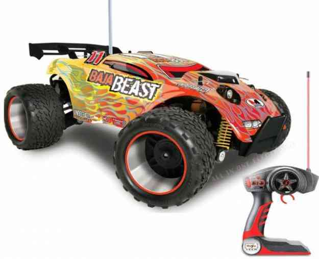 Baja beast super fast rc car remote control car rc cars for adult by maisto mumbai toys